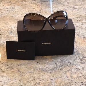 383e19f24b2d TOM FORD Large Whitney Sunglasses
